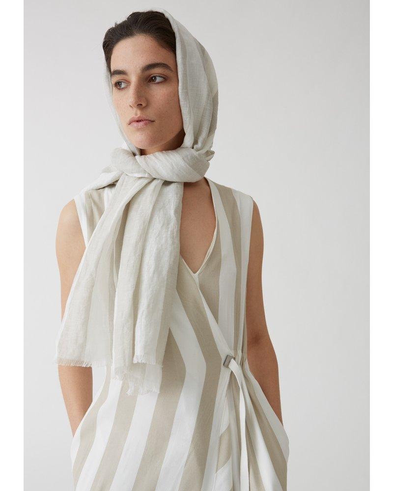 Hope Zana Dress - Beige Stripe