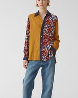 Hope Caba Shirt - Patchwork