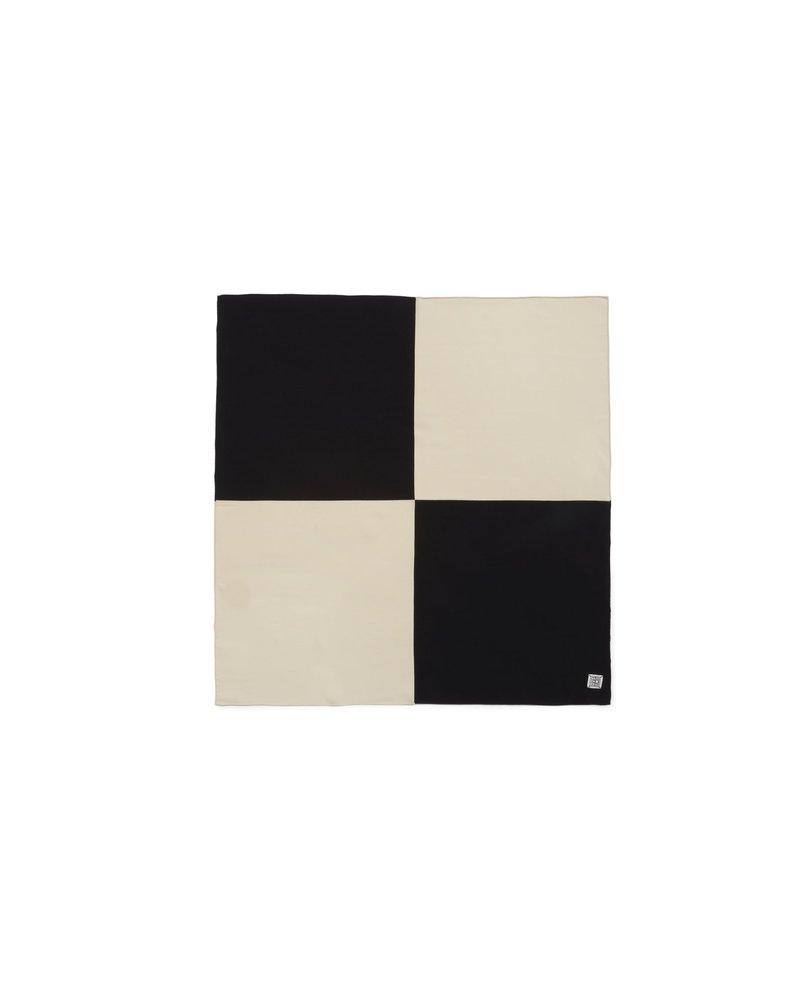 Totême San vito scarf - Black Check