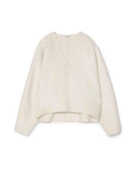 Totême Rennes sweater - Creme