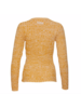 Julie Fagerholt Kalia knit - Golden Yellow