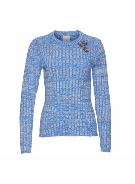 Julie Fagerholt Kalia knit - Blue