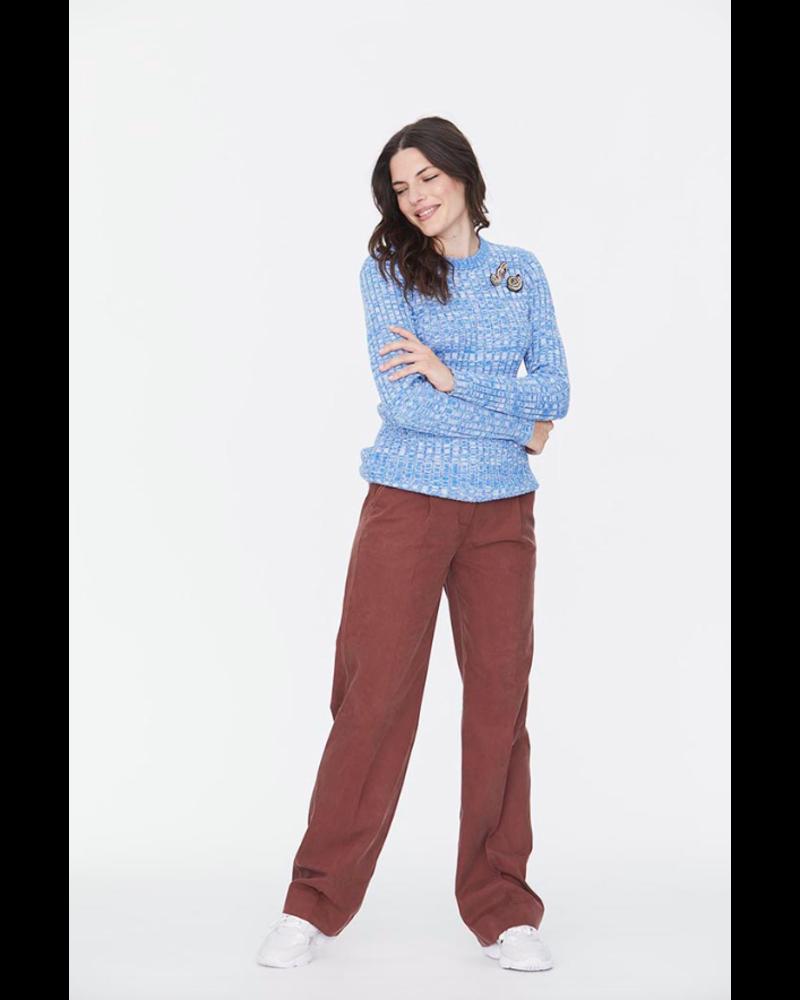 Julie Fagerholt Kalia knit - Blue