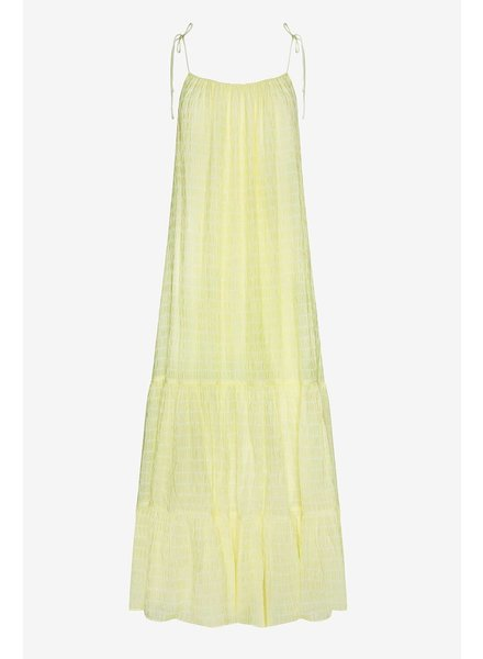 Anine Bing Scarlett dress - Limoncello