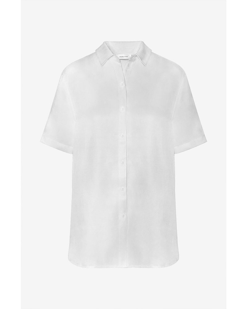 Anine Bing Bruni shirt - White
