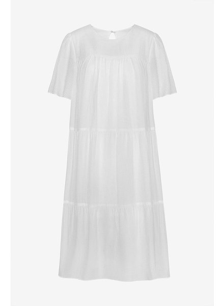 Anine Bing Tabitha dress - White