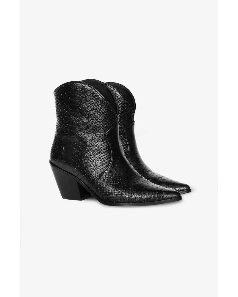 Anine Bing Easton boots - Black