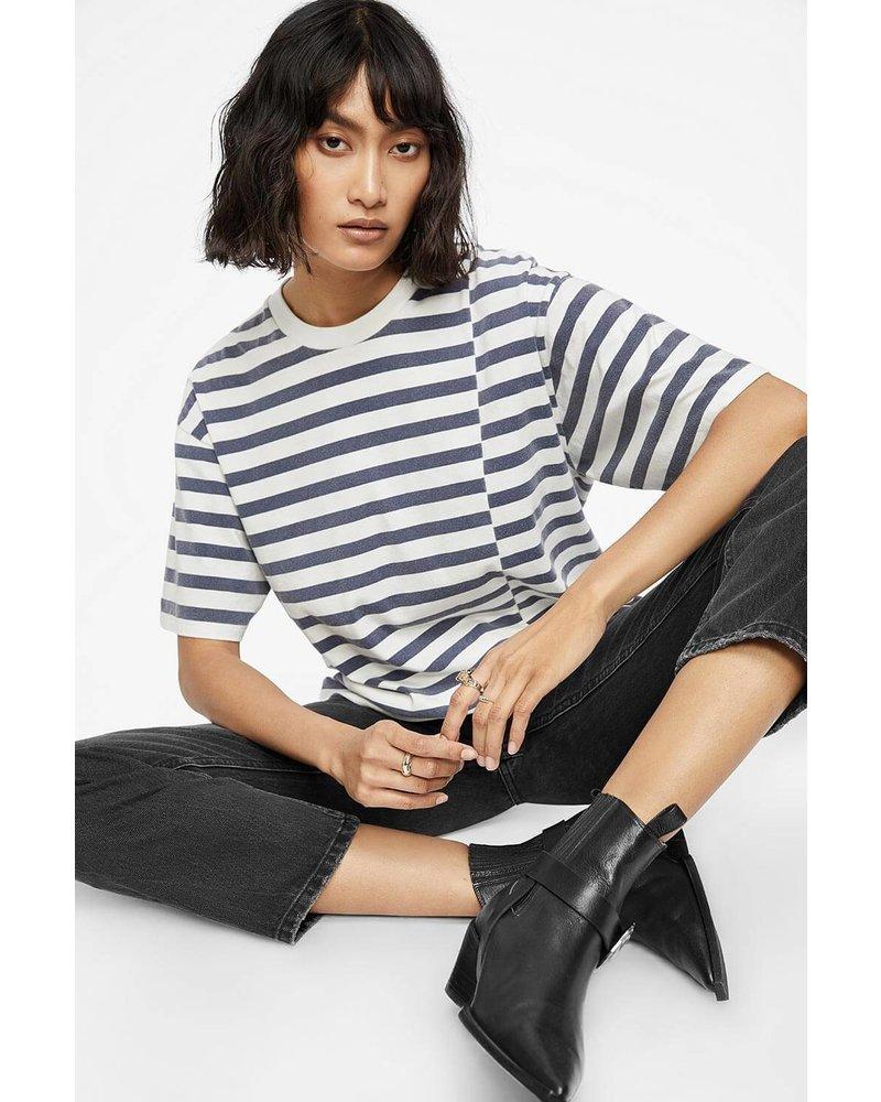 Anine Bing Ringo Tee - Stripes