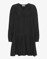 Anine Bing Camille dress - Black