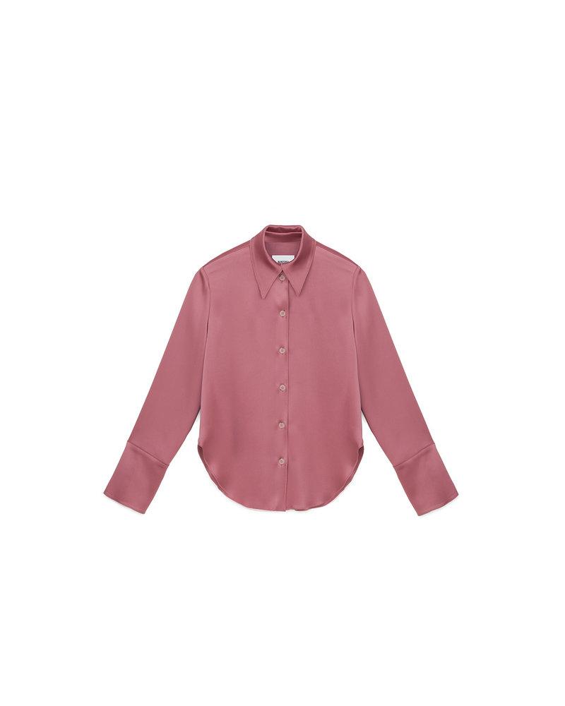 Nanushka Mandine shirt - Rose