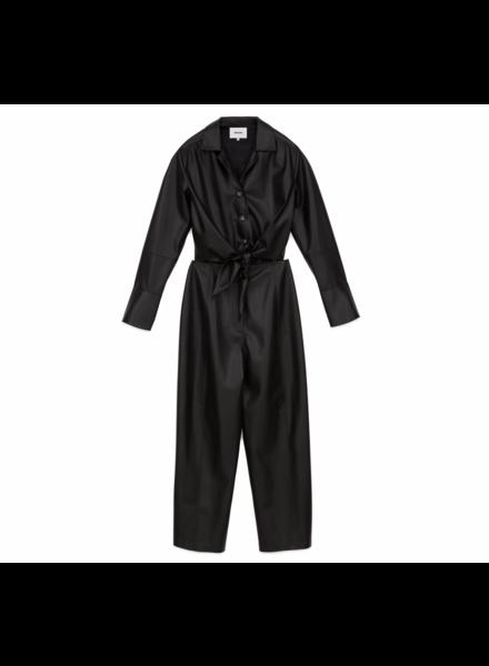 Nanushka Ana jumpsuit - Black