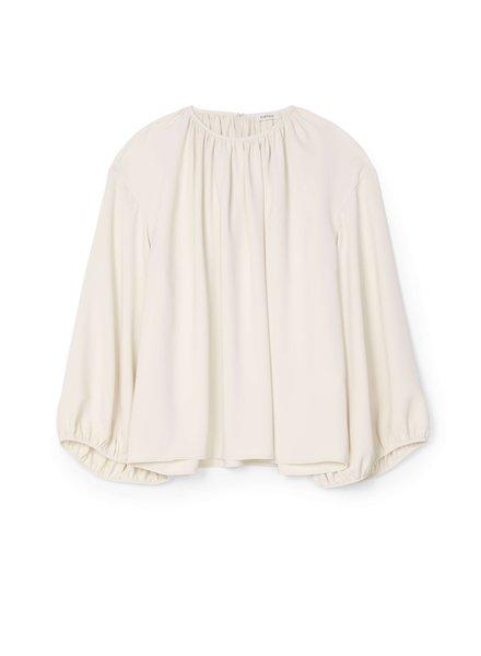 Totême Pomerance blouse - Creme