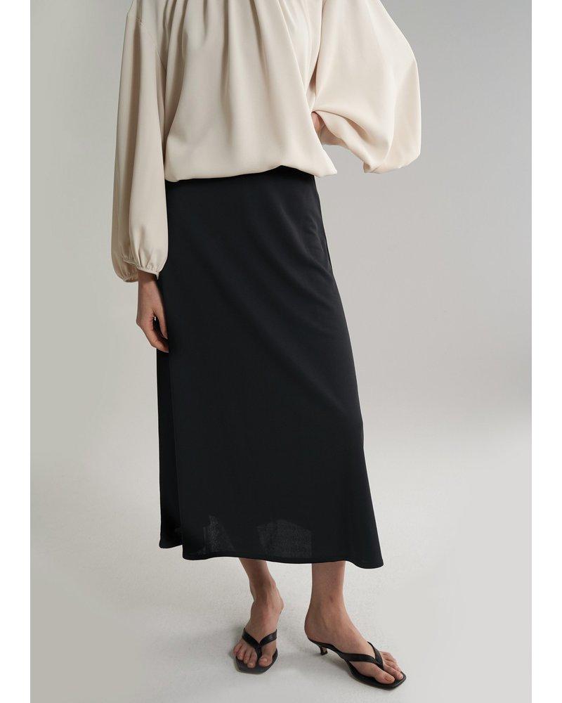 Totême Bellaria skirt - Black