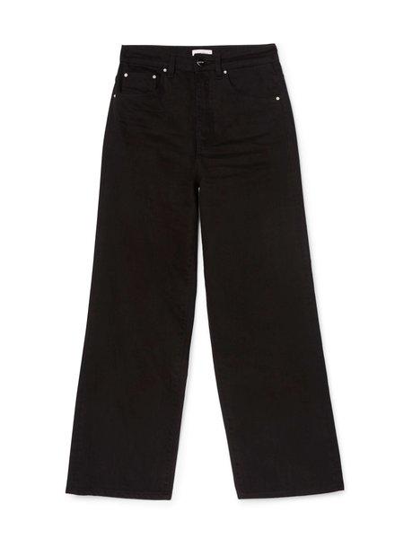 Totême Flair denim - Black Rinse - size 24