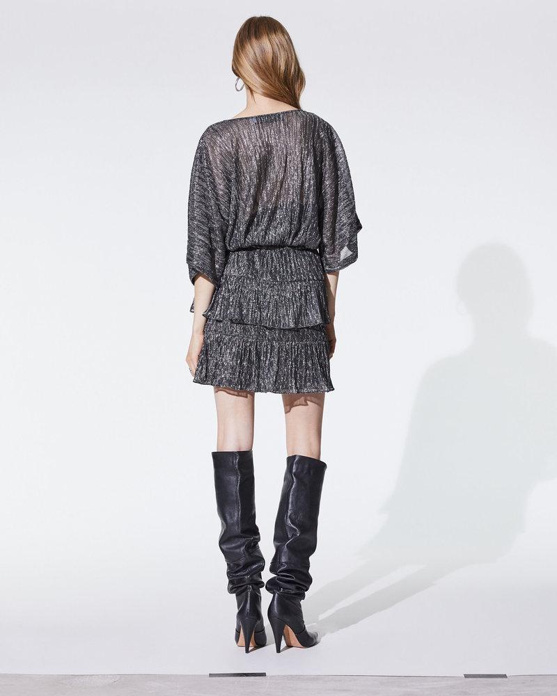 Iro Spina dress - Silver
