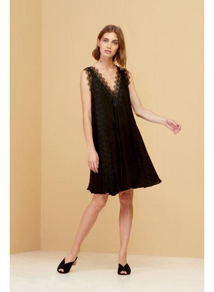 Magali Pascal Loretta dress - Black