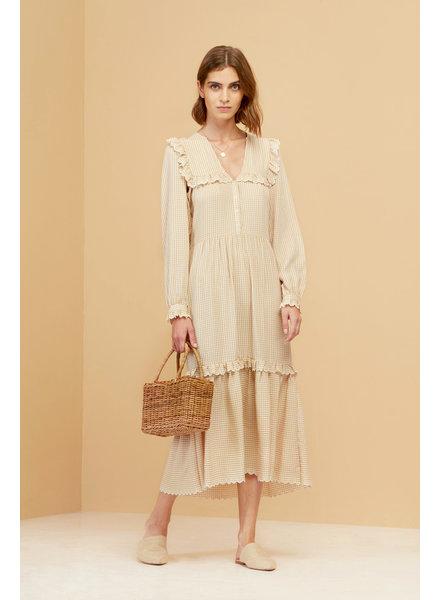 Magali Pascal Anais dress - Gingham
