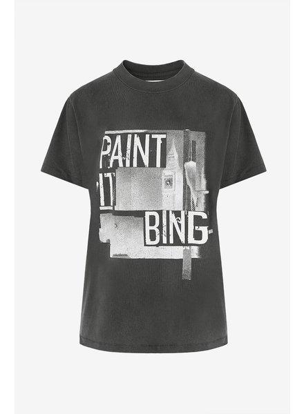 Anine Bing Georgie Tee - Paint it Bing