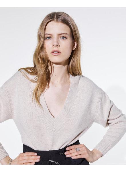 Iro Soho sweater - Beige