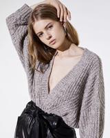 Iro Taloga sweater - Light Brown