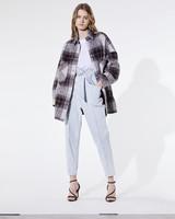 Iro Minsky coat - Grey
