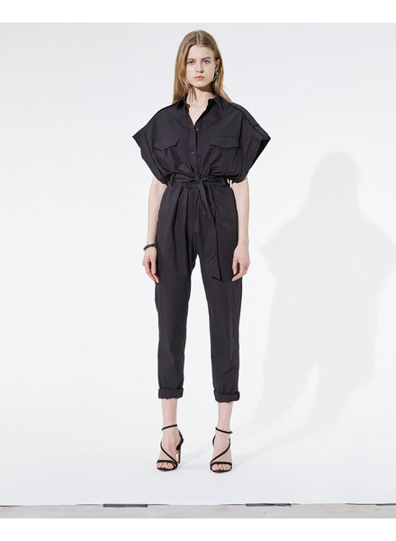 Iro Satasi jumpsuit - Black