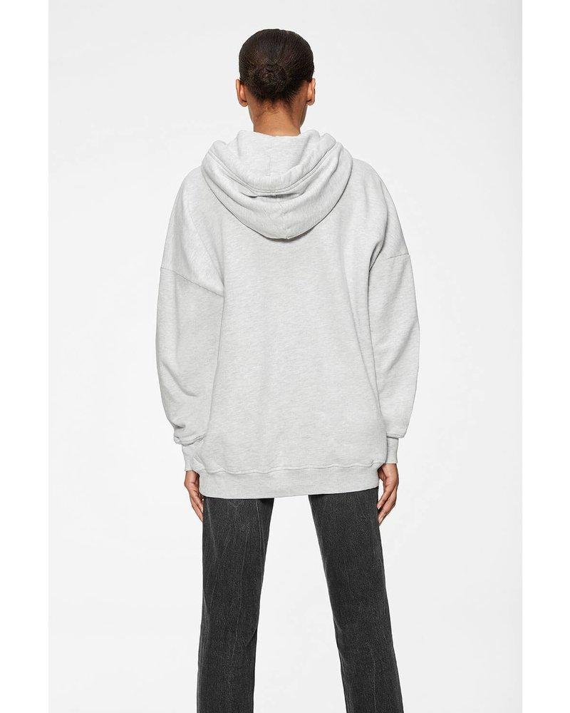 Anine Bing Lottie hoodie - Grey