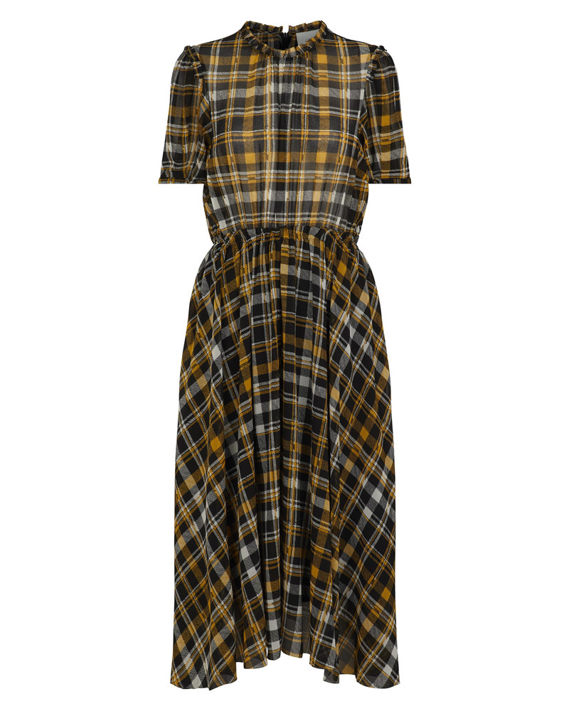 Just Female Brix dress - Karen check