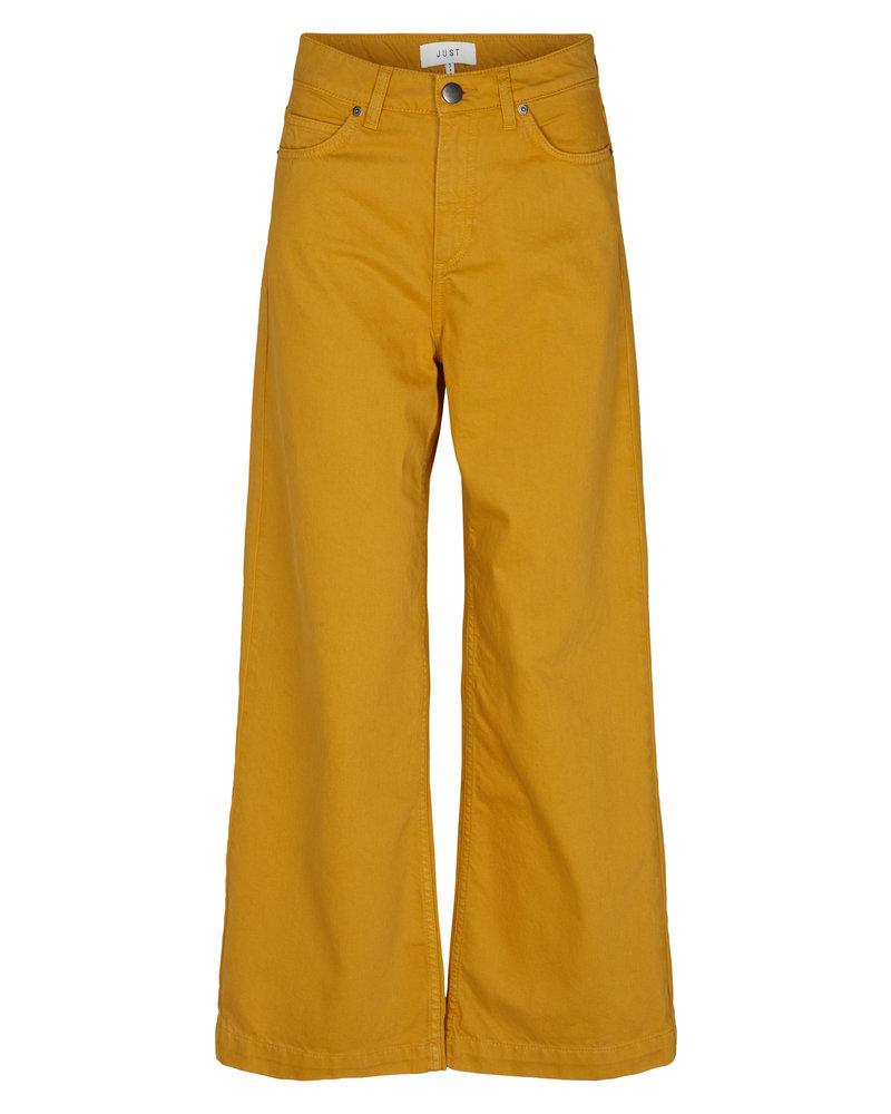 Just Female Rilo denim jeans - Sunflower