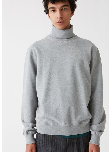 Hope Turtle sweatshirt - Grey Mel