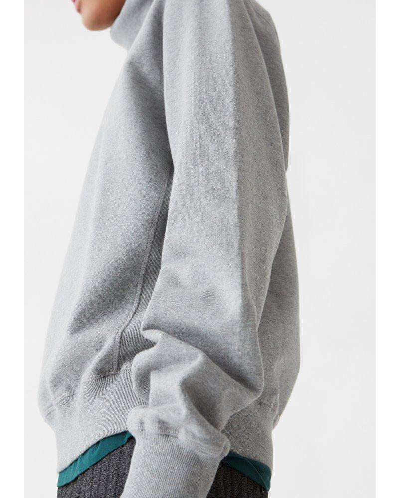 Hope Turtle sweatshirt - Grey Mel