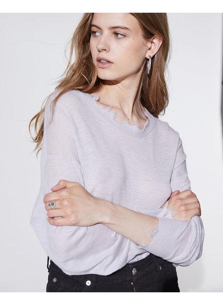 Iro Brattle sweater - Mixed Grey