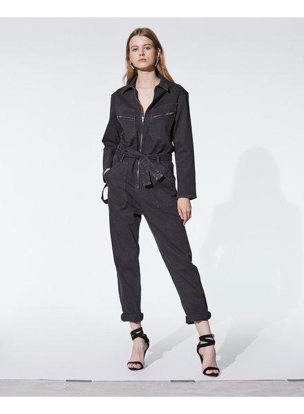 Iro Flories jumpsuit - Dark Grey
