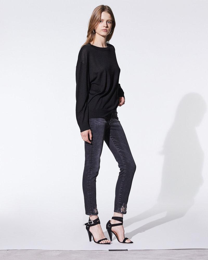 Iro Ladson sweater - Black