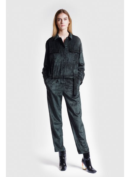 Margaux Lonnberg Andrew jumpsuit - Forest