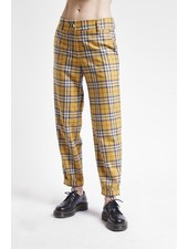 Margaux Lonnberg Jarvis pantalon - Orange Check