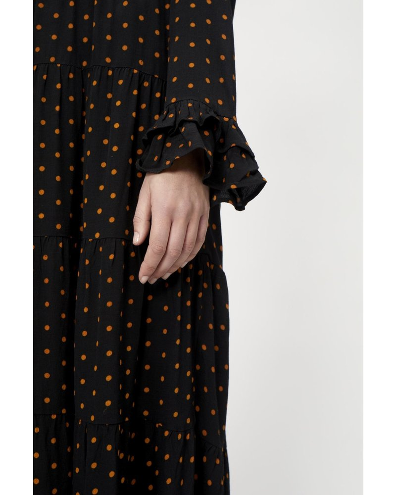 Just Female Musette maxi dress - Dot