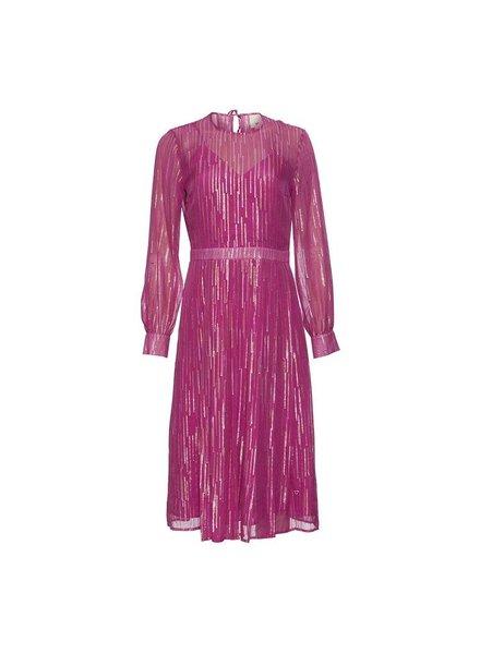 Julie Fagerholt Hilma dress - Pink - size 42