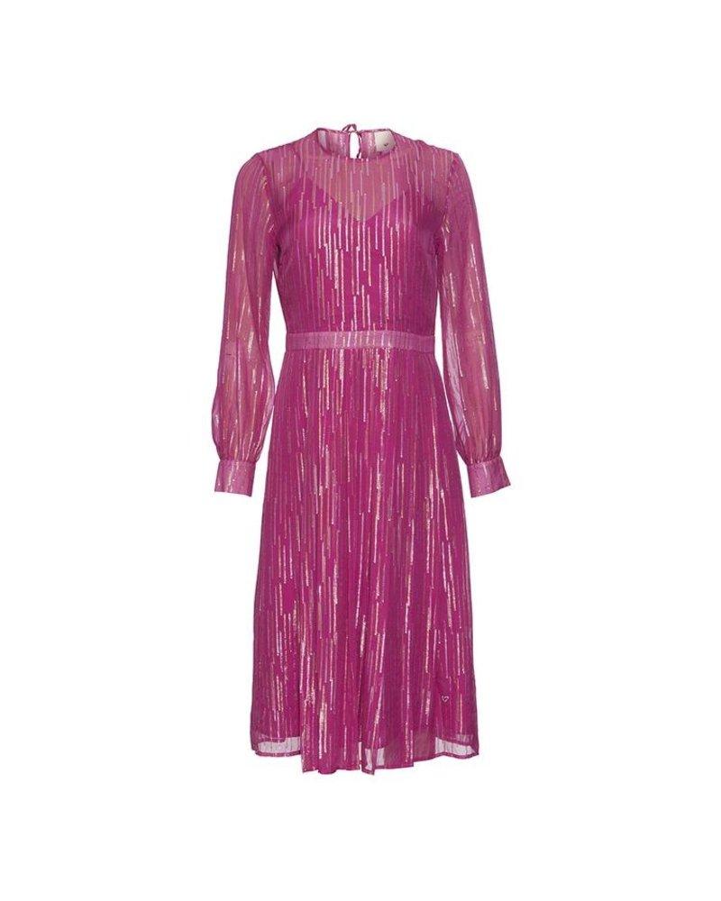 Julie Fagerholt Hilma dress - Pink