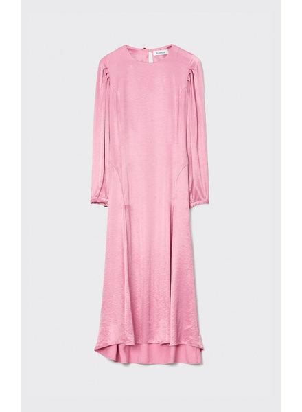 Rodebjer Julinka Occasion dress - Smoky Pink - size XL