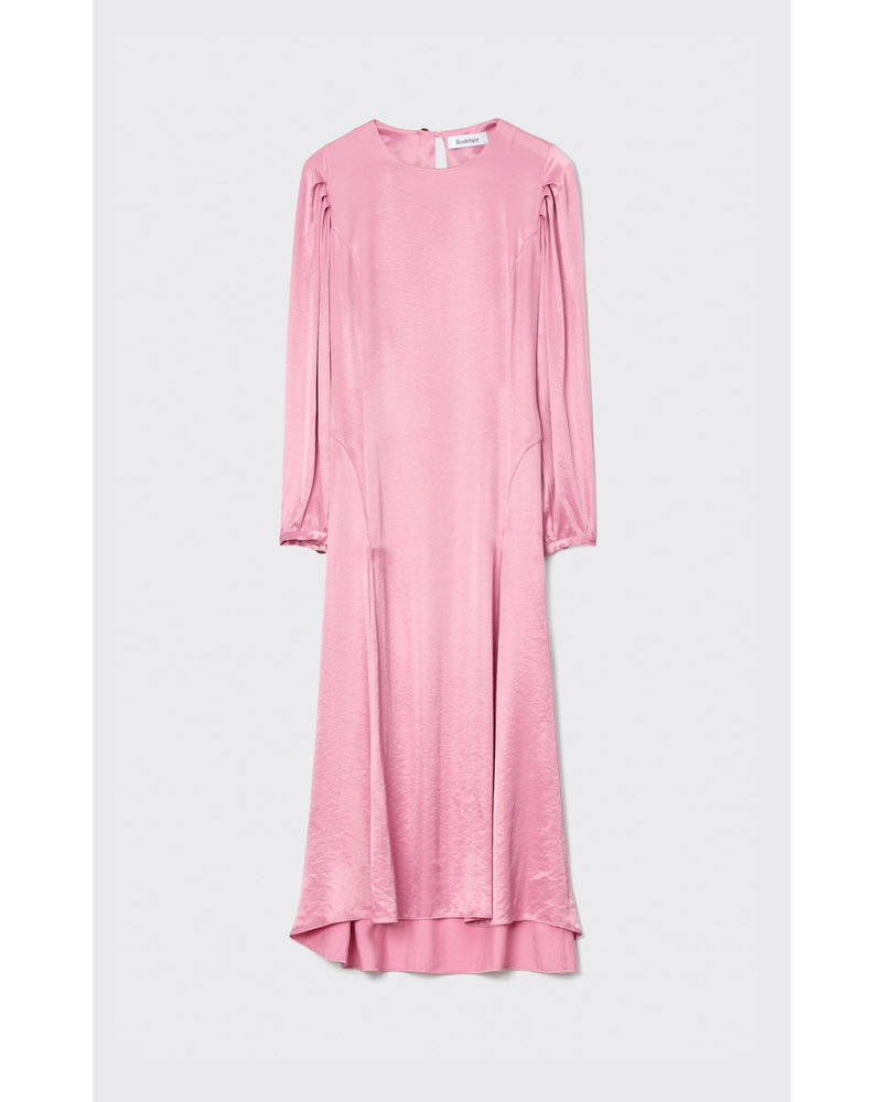 Rodebjer Julinka Occasion dress - Smoky Pink