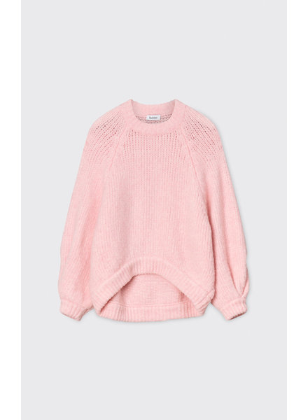 Rodebjer Onella sweater - Light Smoky Pink