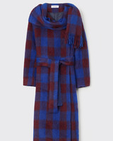 Rodebjer Edit Coat - Imperial Blue
