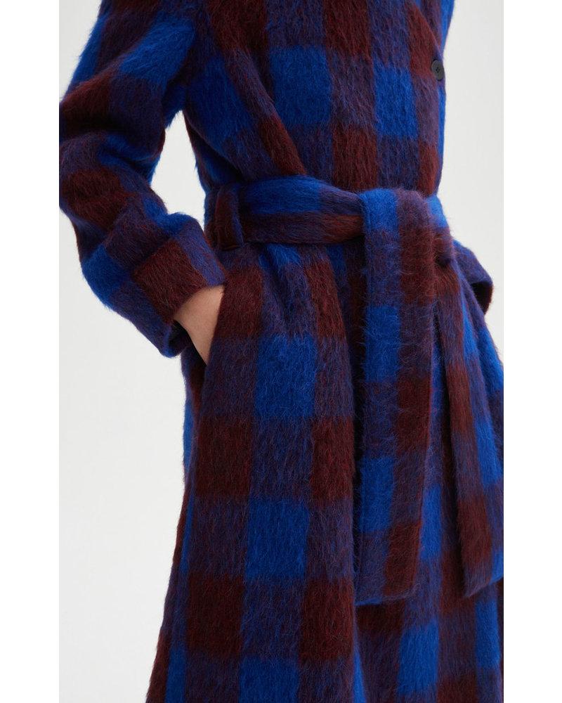 Rodebjer Edit Coat - Imperial Blue