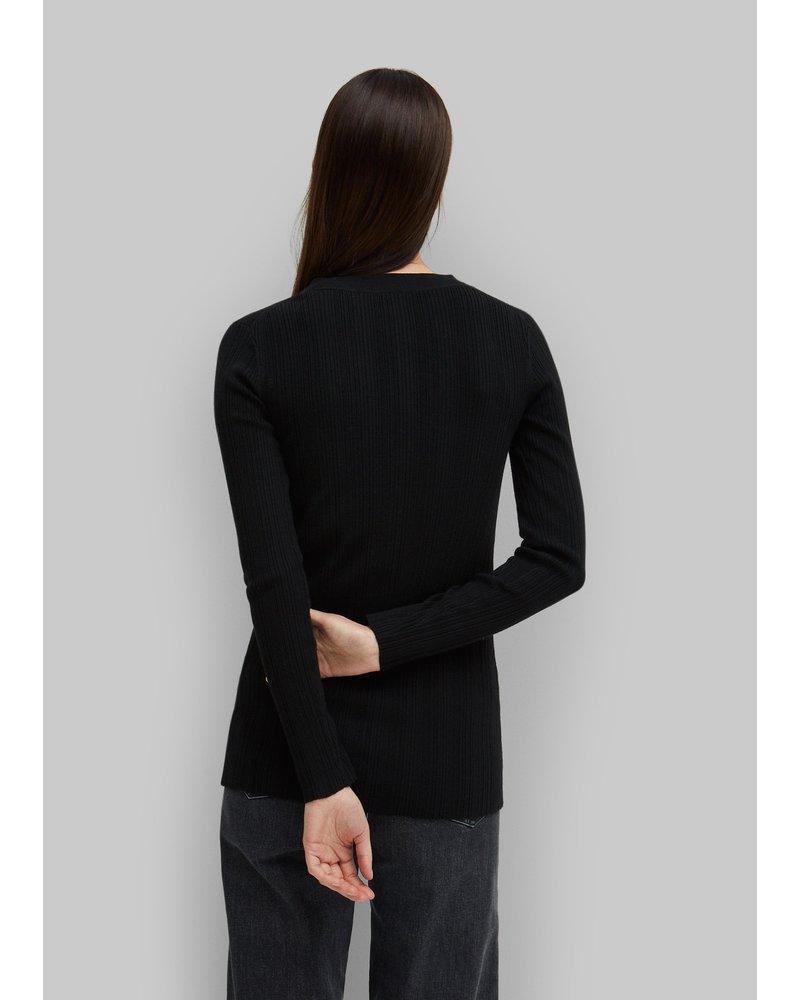 Totême Vezzani cardigan - Black