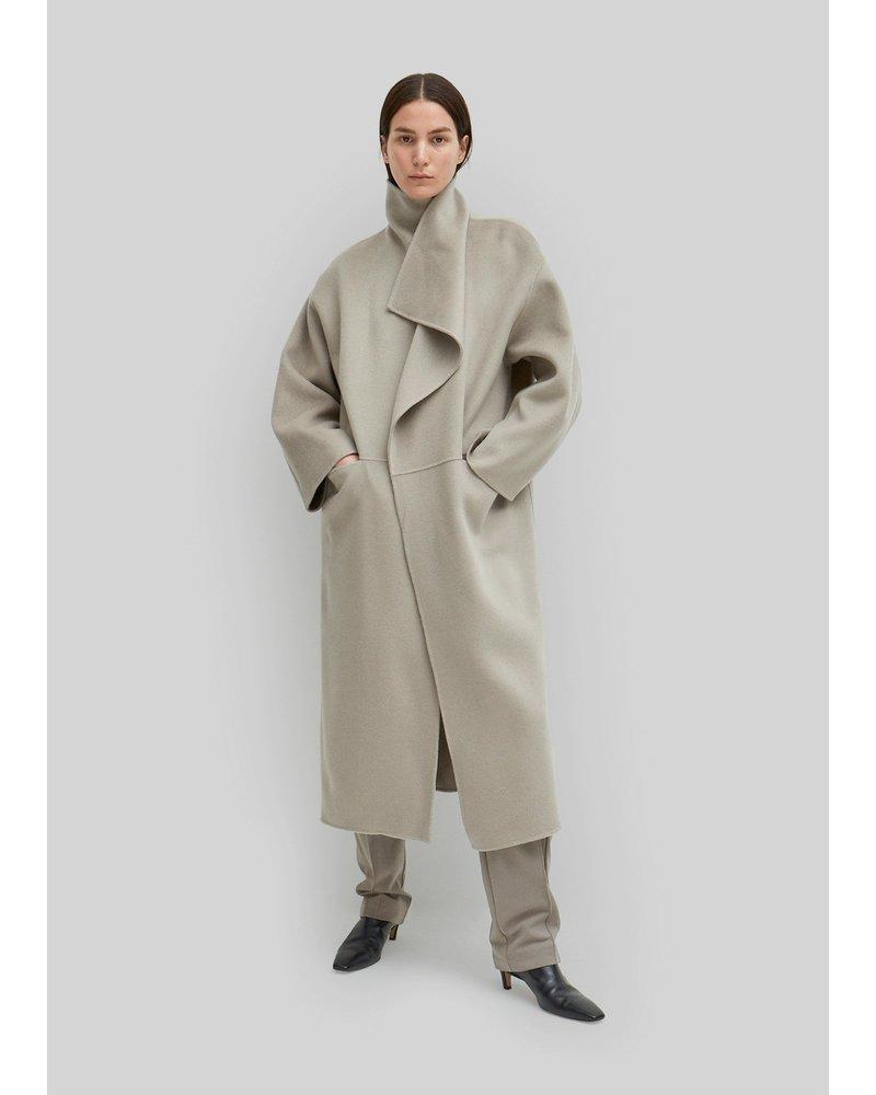 Totême Annecy coat - Elephant