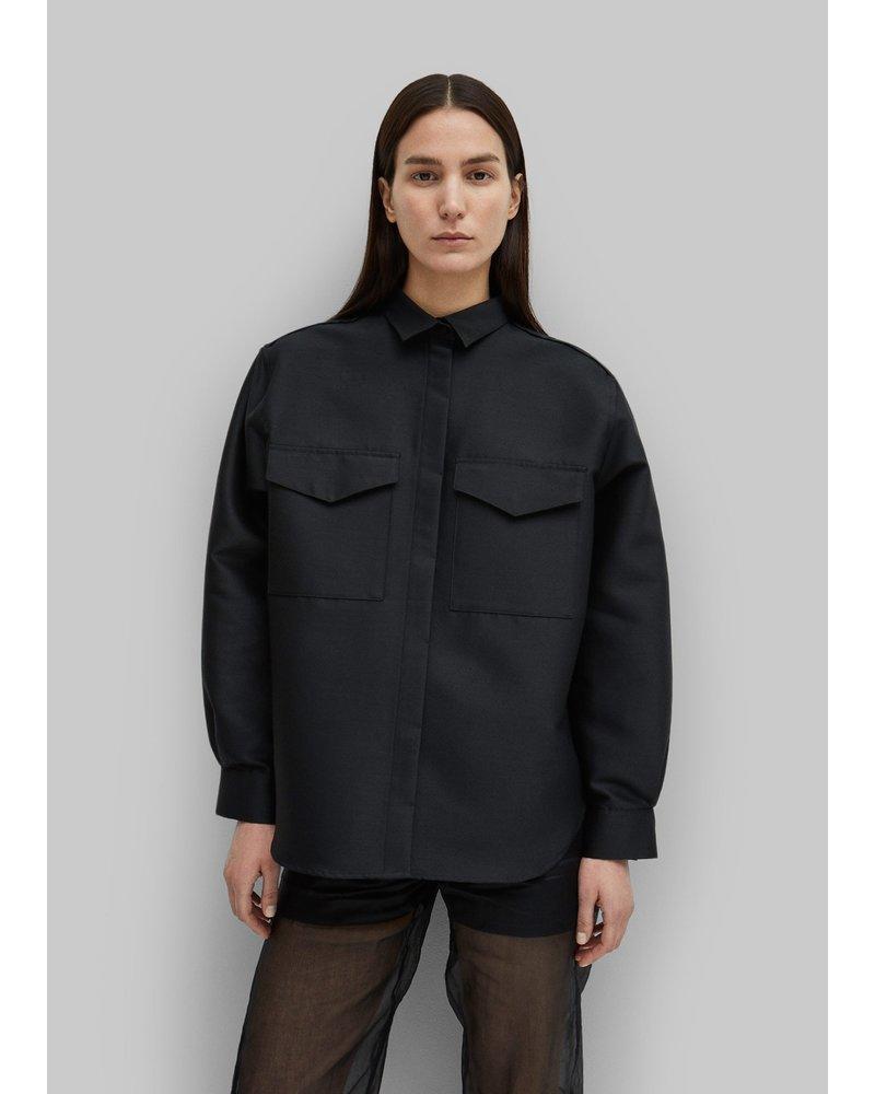 Totême Novella shirt - Black