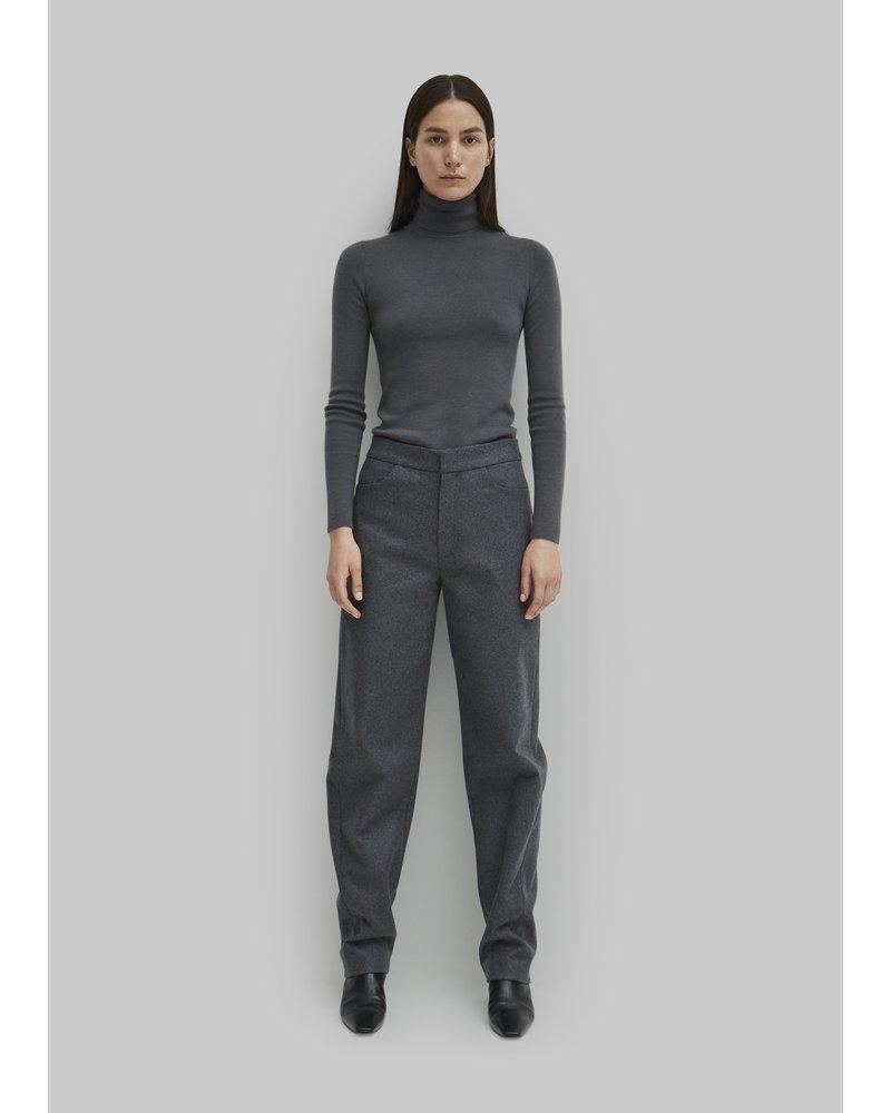 Totême Novara trousers - Dark Grey Mel