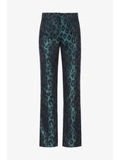 Anine Bing Cindy trousers - Emerald Leo