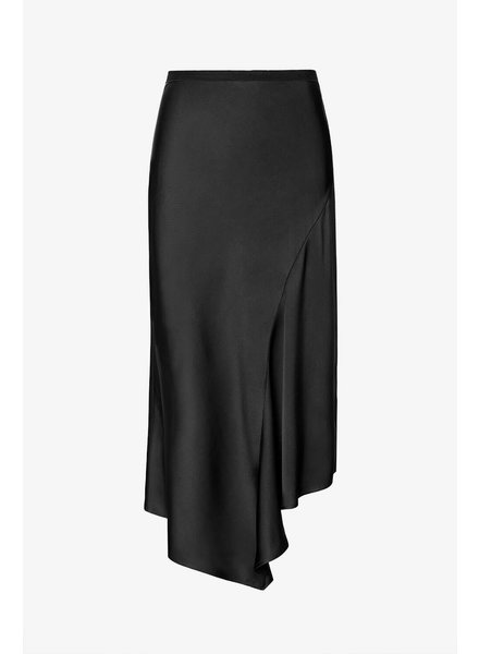 Anine Bing Bailey silk skirt - Black